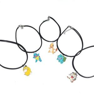 Pokemon Vegan (Faux) Leather Chokers